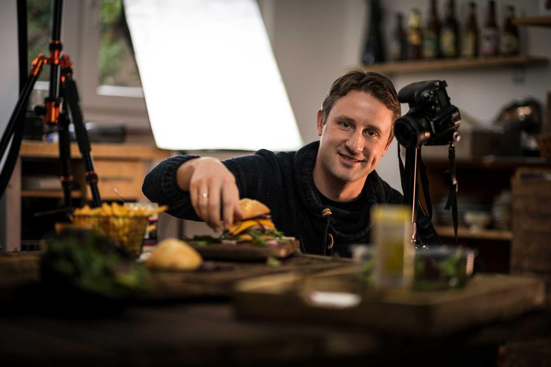 Felix`Kochbook Foodfotografie und Foodblog