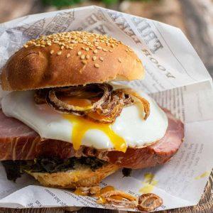 Grünkohl Burger Rezept Herbstburger Winterburger