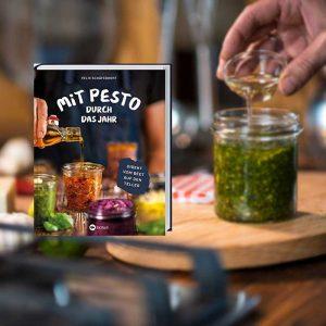 Mit Pesto durch das Jahr Kochbuch von Felix Schäferhoff