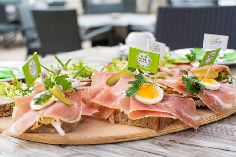 Kultivierte Kulinarik mit dem Münsterland Siegel Felix Kochbook