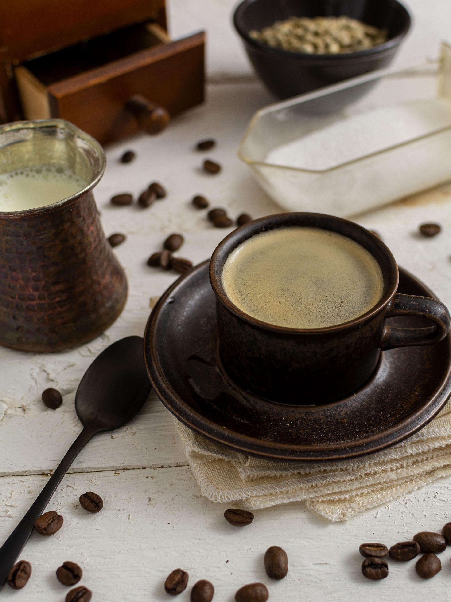 Kaffee Felix`Kochbook Foodfotografie aus Münster Portfolio