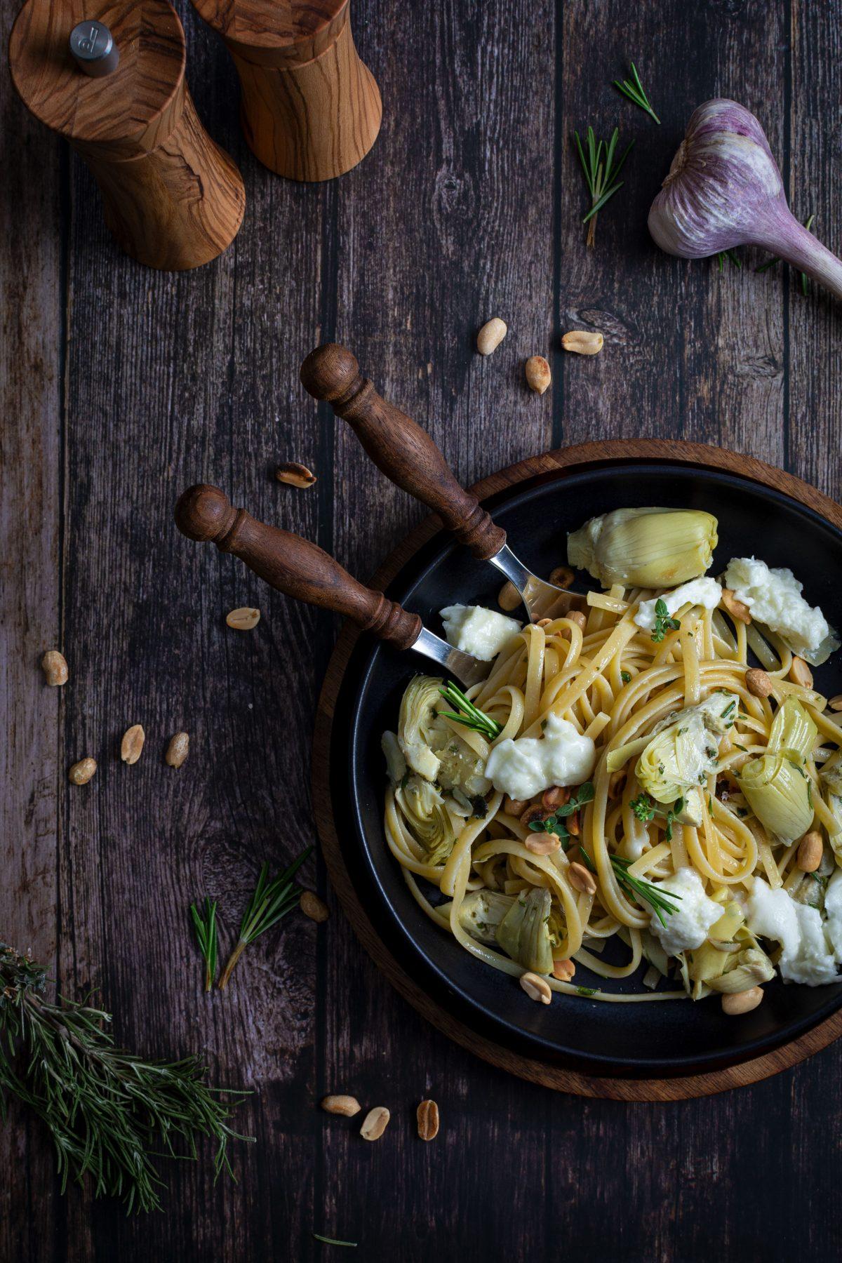 Nudeln Felix`Kochbook Foodfotografie aus Münster Portfolio