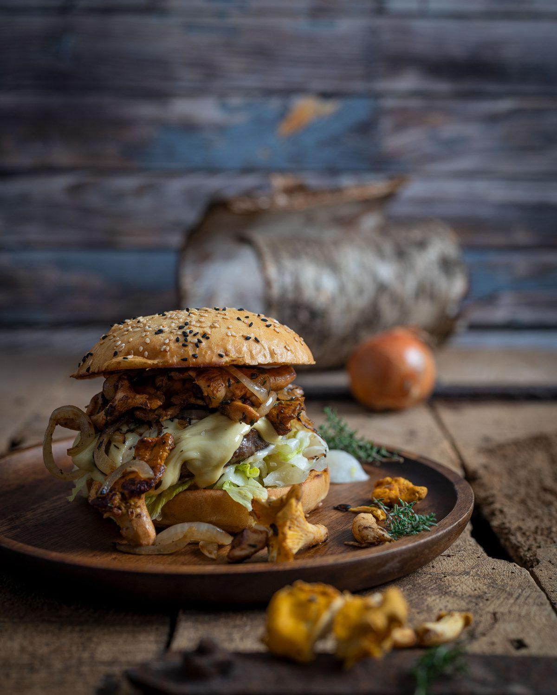 Herbst Burger Felix`Kochbook Foodfotografie aus Münster Portfolio