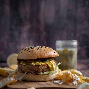 Thunfisch Burger Rezept