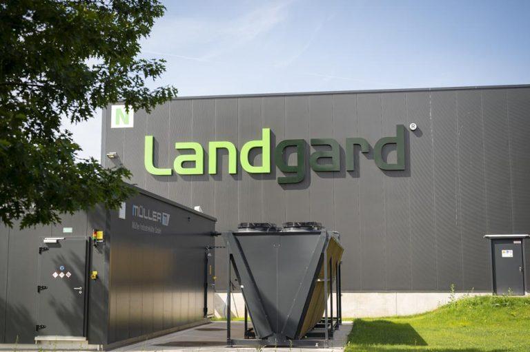 Landgard Titelbild